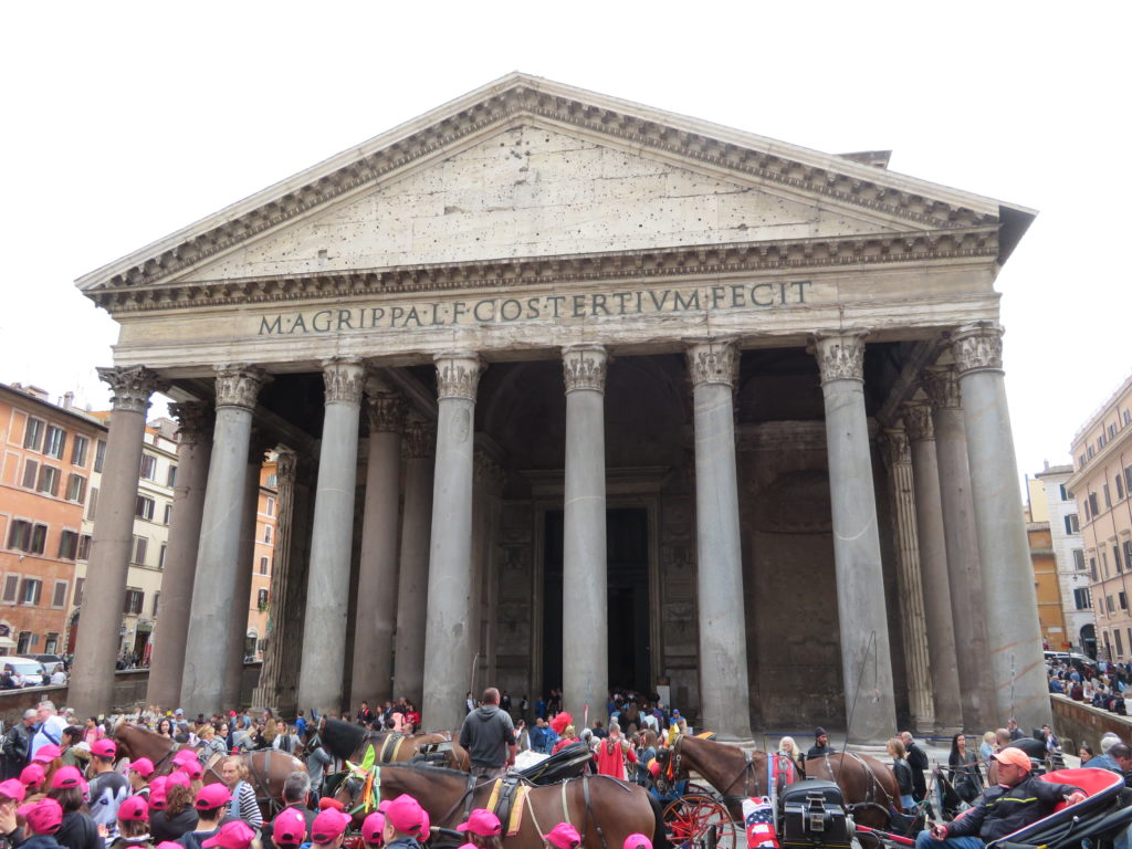 rome pantheon things to see and do 3 day itinerary