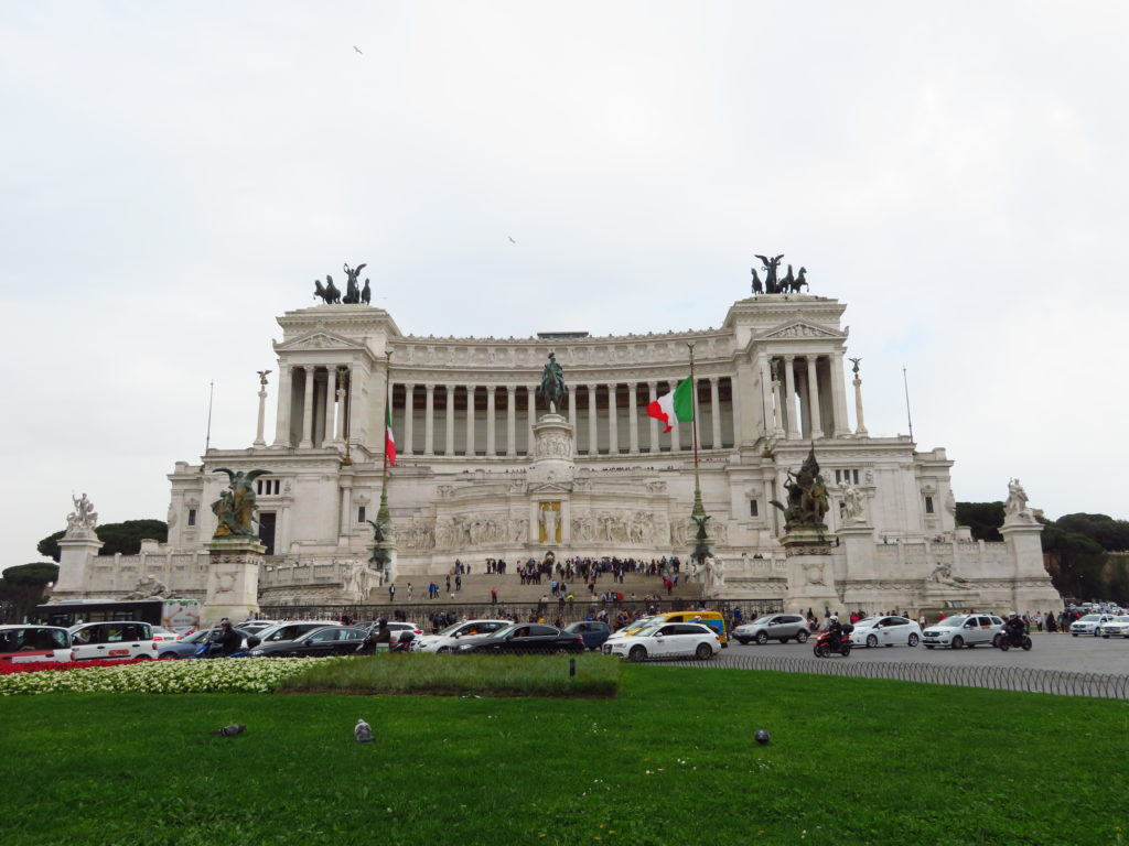 Frederick emmanuel monument rome in spring itinerary things to see and do