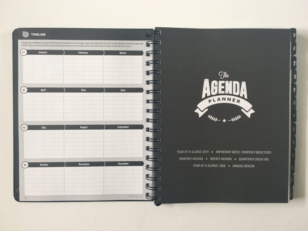 lucky life tools weekly planner review annual video pros and cons monthly calendar 1 page lined monthly planning goals timeline annual overview