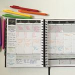 Converting a vertical hourly layout into a categories layout using the Lucky Life Tools Planner