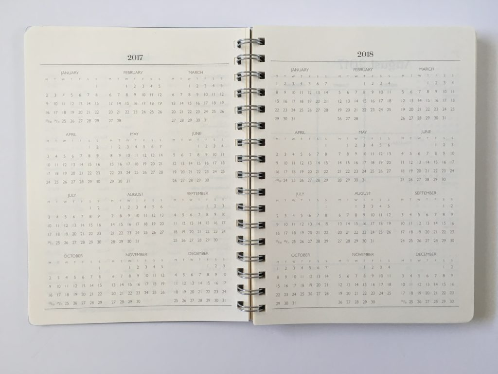 myagenda mom planner dates at a glance planner review pros and cons