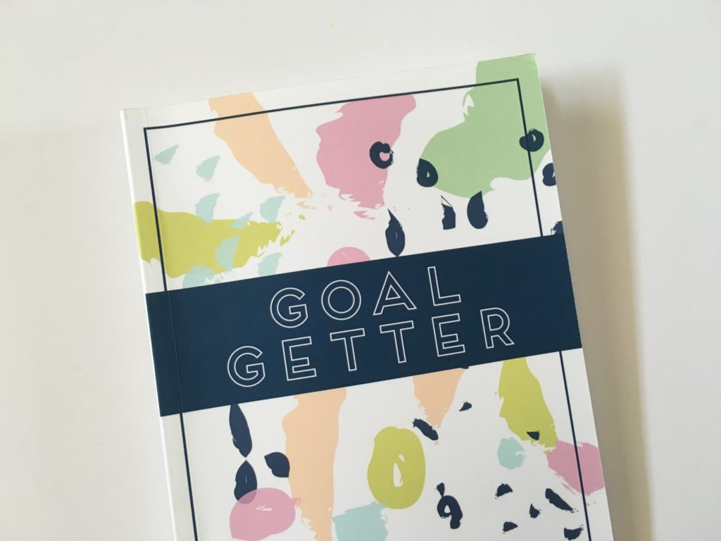 productivity journal goal getter planner review day to a page lightweight notebook bullet journal amazon