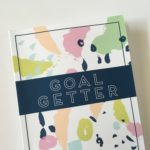Trying out the Goal Getter Productivity Journal Daily Planner