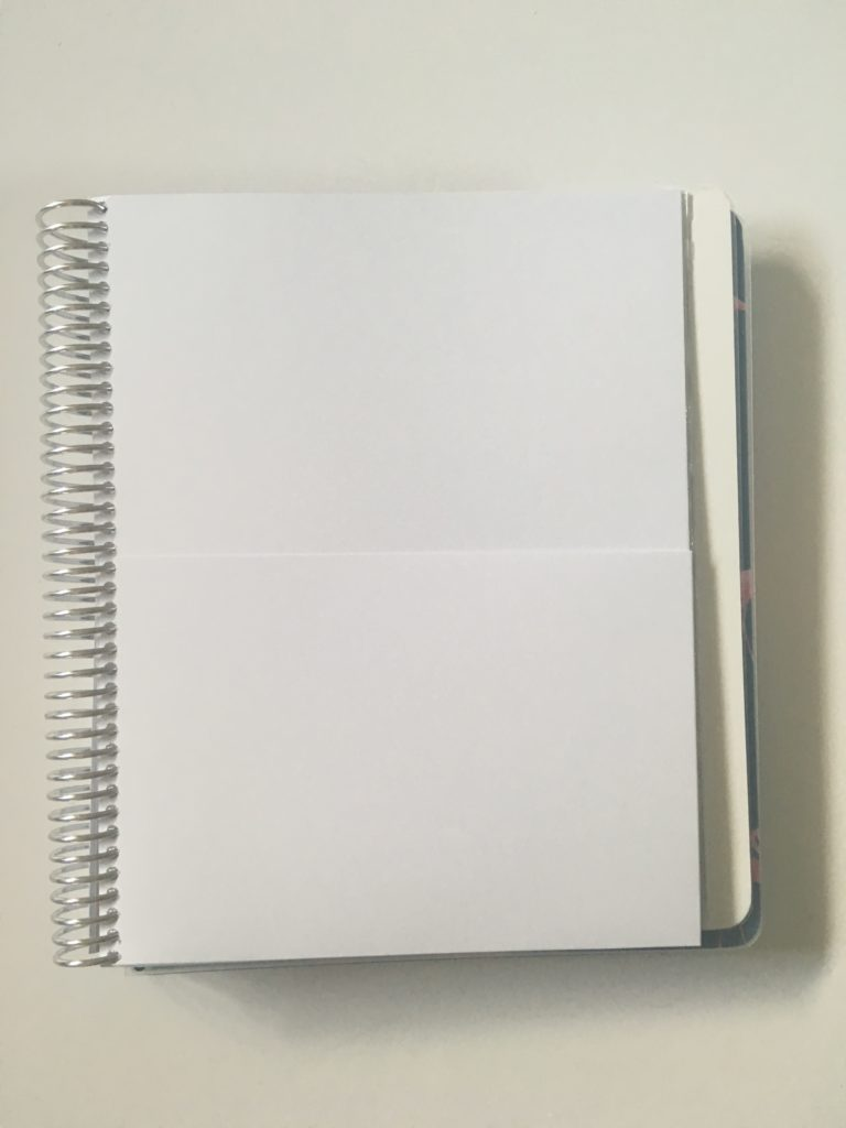 whistle and birch pocket folder planner review