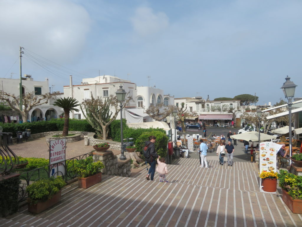 capri italy monte solaro chairlift viewpoint must see day trip from sorrento