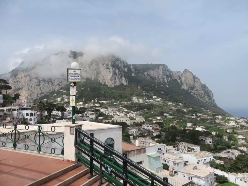 capri itinerary things to see and do italy amalfi coast viewpoint spring weather