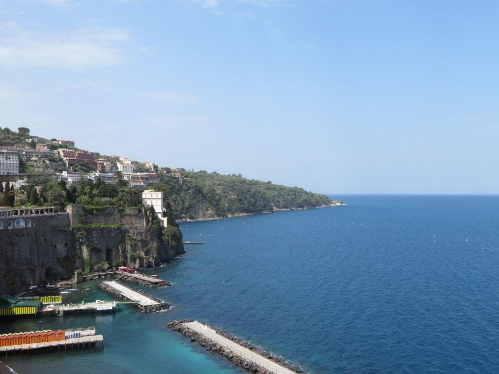 sorrento amalfi coast italy best viewpoint photo spot