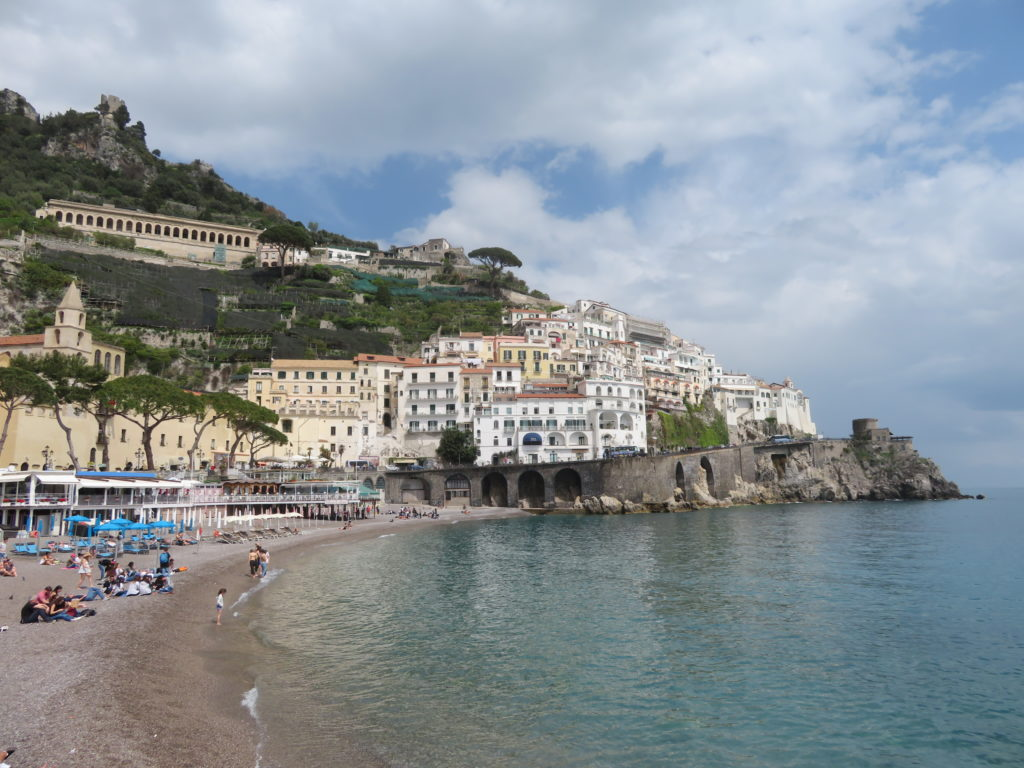 amalfi coast italy tips itinerary day trip from sorrento how to get there
