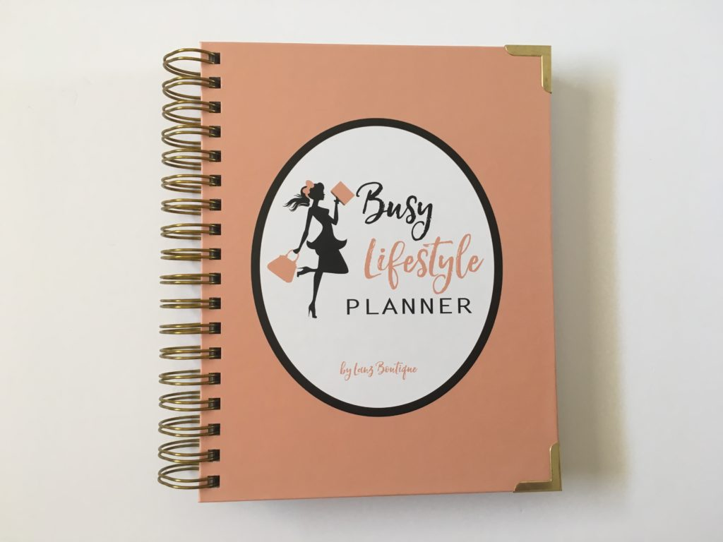 busy lifestyle planner review pros and cons video