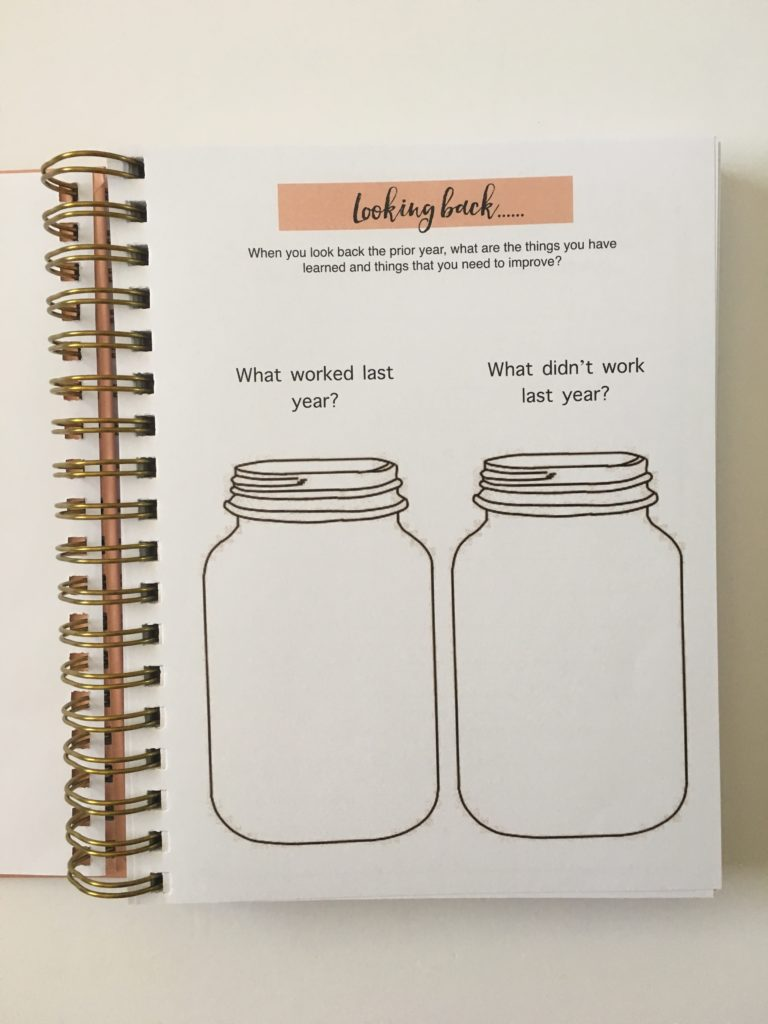 busy lifestyle weekly planner review pros and cons