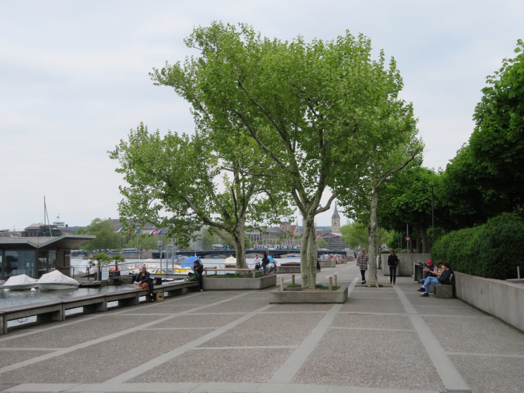 Zürichhorn zurich park promenade walking trail things to see and do in a weekend itinerary