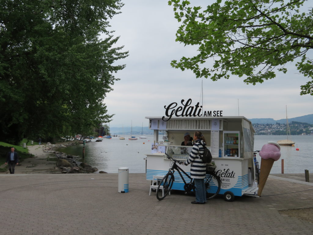 Zürichhorn zurich switzerland weekend trip vacation things to see and do gelato shops itinerary