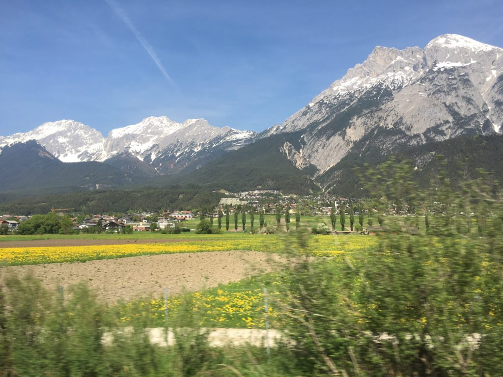 Switzerland by road most scenic road trips in the world bus tour spring weather snow