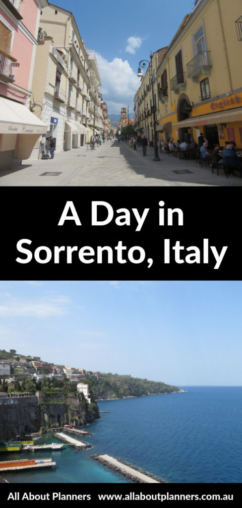 a day in sorrento italy guide things to see and do viewpoints 1 day amalfi coast