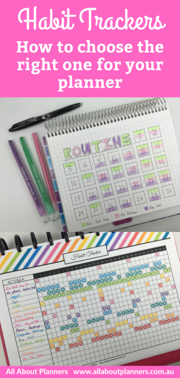 hack trackers how to choose the one right for your planner layout ideas bullet journal spread tips inspiration monthly habit tracking weekly