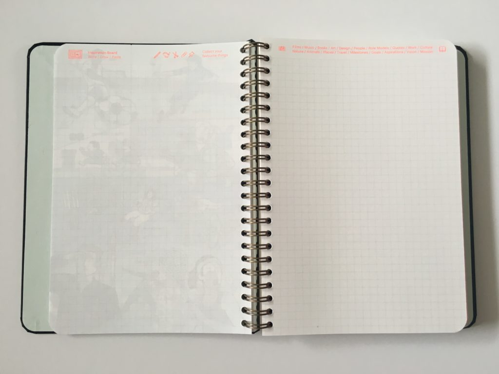 honest review of the mossery planner notebook