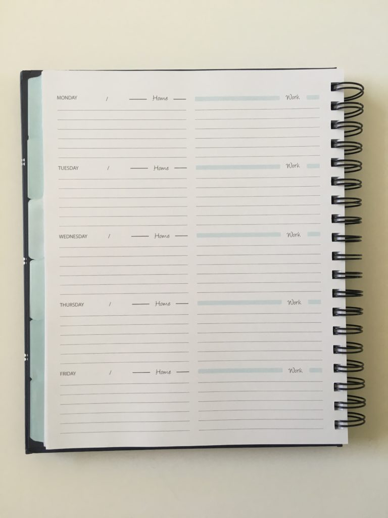 its that kinda day planner review work personal to do list blog mom home school college multitasking life organizer affordable lined writing space