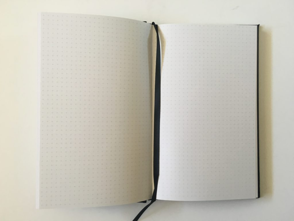 kikki k bullet journal review graph paper bujo alternative to boring notebook pros and cons paper quality lightweight