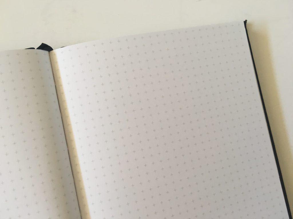 kikki k graph paper notebook journal pros and cons video flipthrough honest