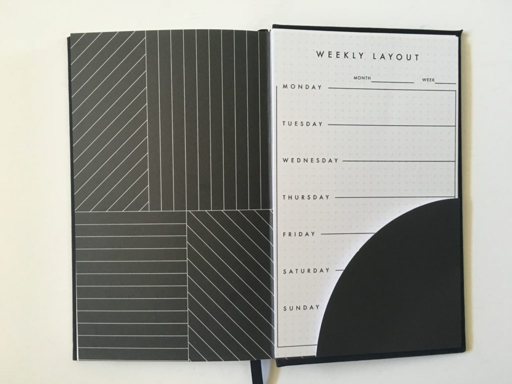 kikki k planner review pros and cons video flipthrough page templates bullet journal bujo