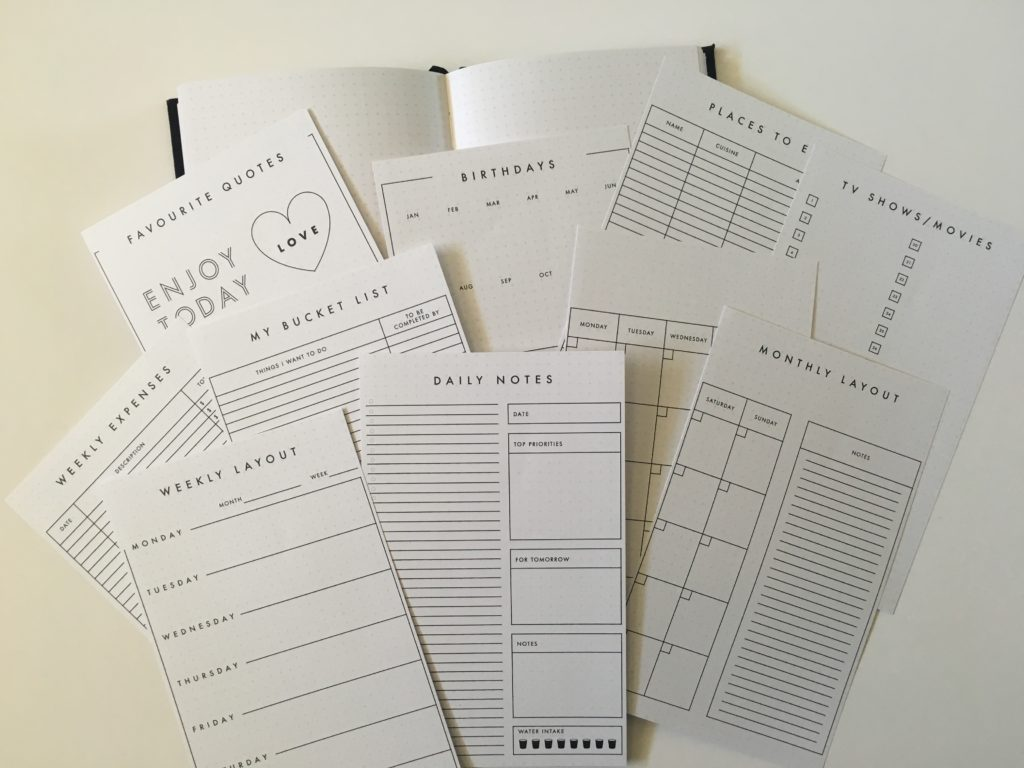 kikki k planner review pros and cons weekly page templates gender neutral video flipt
