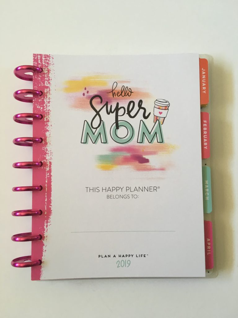 mambi happy planner supermom review
