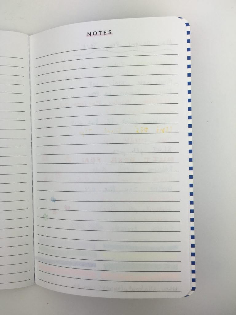 may designs planner review pen testing ghosting bleed through paper quality worth the money fine tip gel ballpoint pros and cons