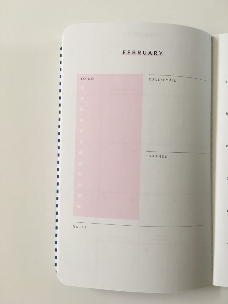 may designs weekly planner horizontal week on 1 page monday start video review
