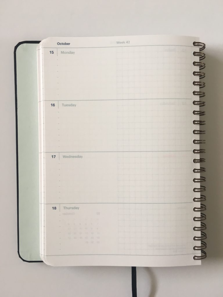 mossery weekly planner review 2019 pros and cons