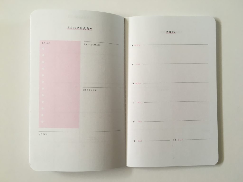 simple weekly planner minimalist may designs monday start weekly spread horizontal week on 2 pages