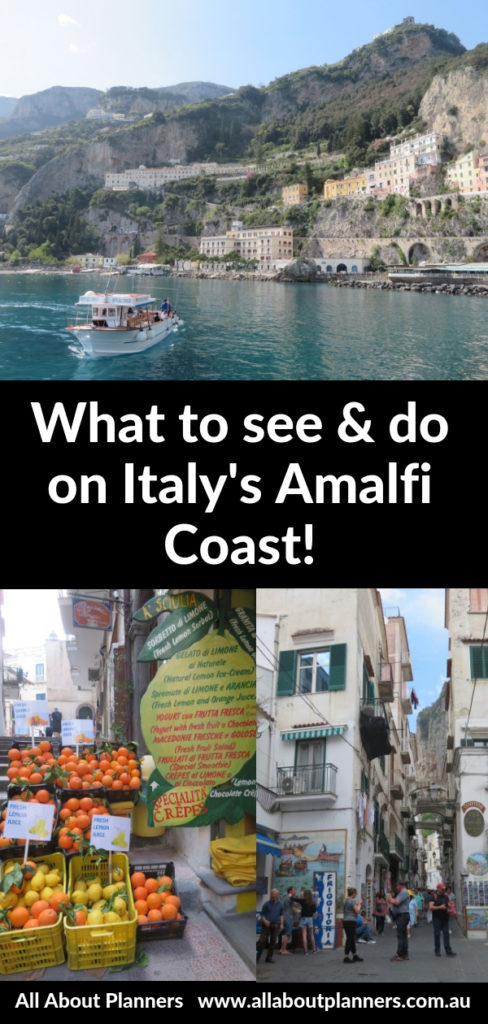 what to see and do italy amalfi coast guide attractions itinerary viewpoints tips best photo spots
