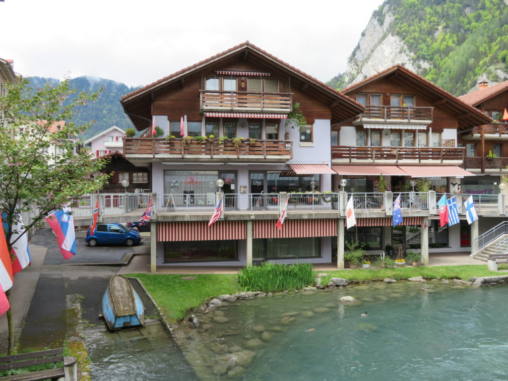 interlaken switzerland self drive itinerary things to see and do spring weather