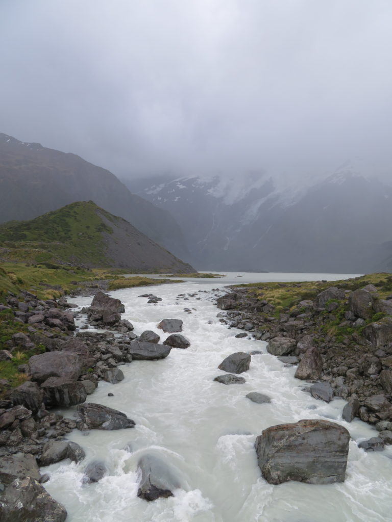 mount cook hooker valley track new zealand south island things to see and do itinerary