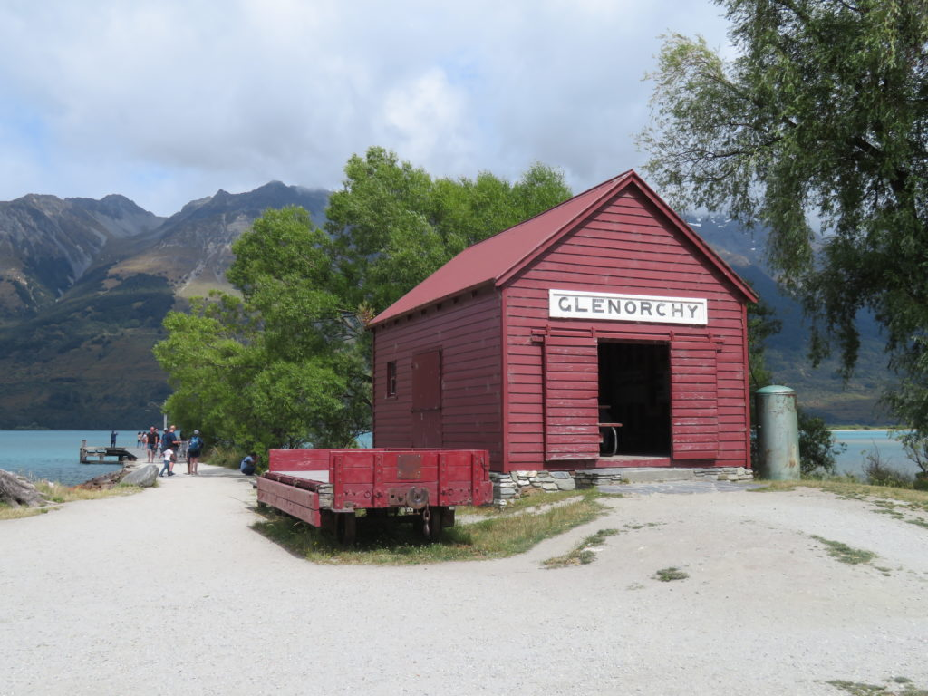 Glenorchy half day trip from Queenstown new zealand south island road trip itinerary