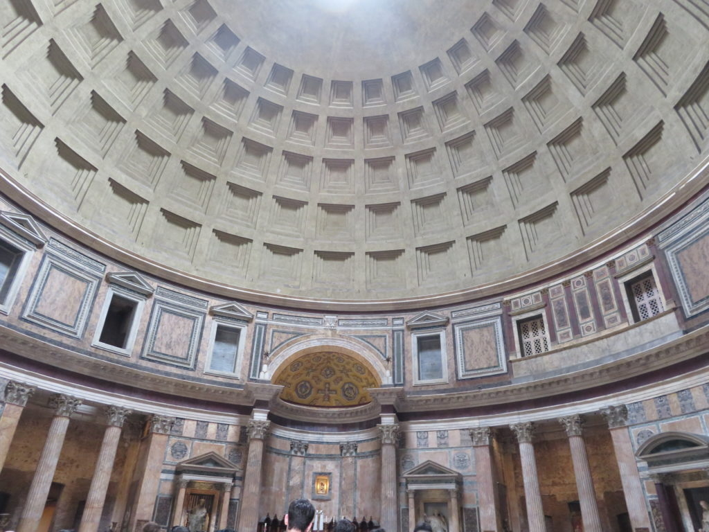 rome pantheon impressive dome things to see and do