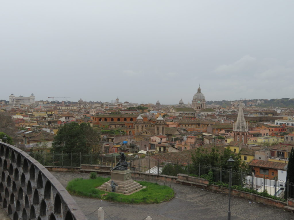 Terrazza del Pincio viewpoints of Rome things to see and do vi piazza del Popolo