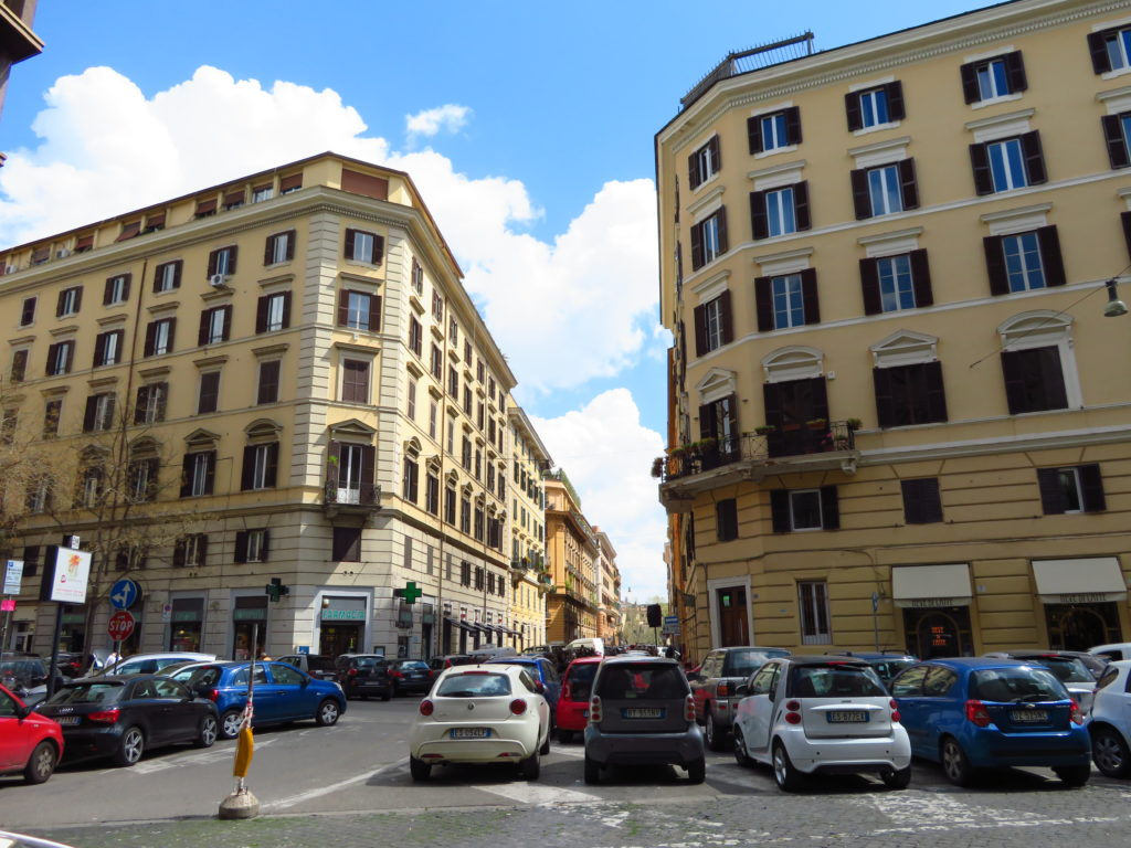 rome italy things to see and do tips parking small car