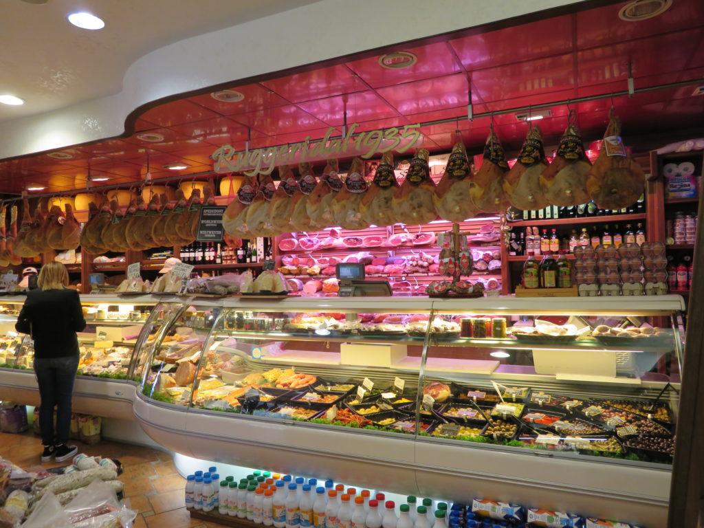 rome supermarket