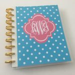 How to make your own DIY Discbound Bullet Journal, Notebook or Planner
