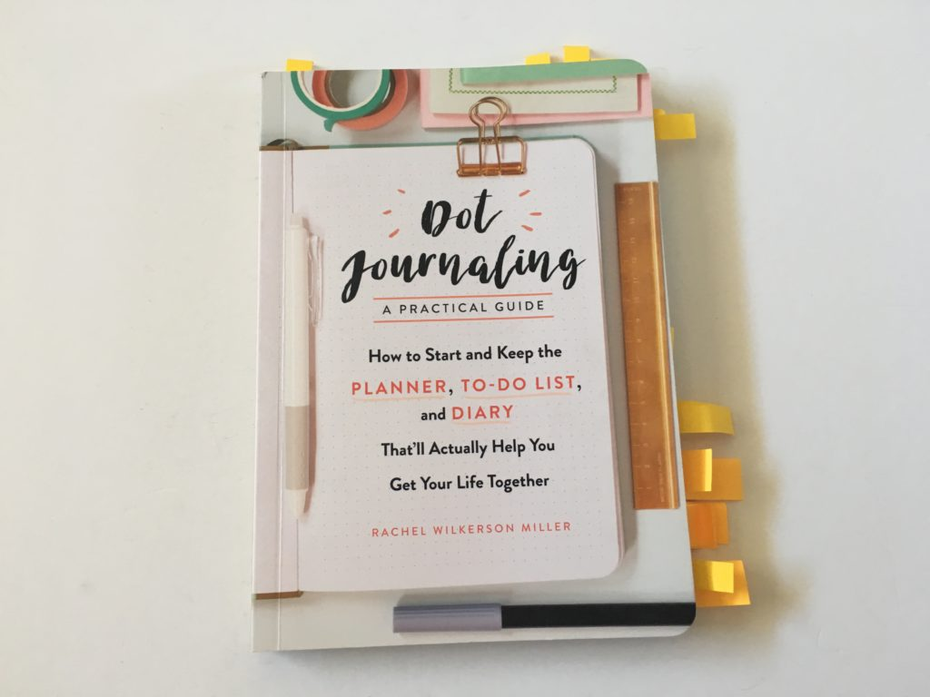 dot journaling a practical guide honest book review pros and cons page layouts look inside