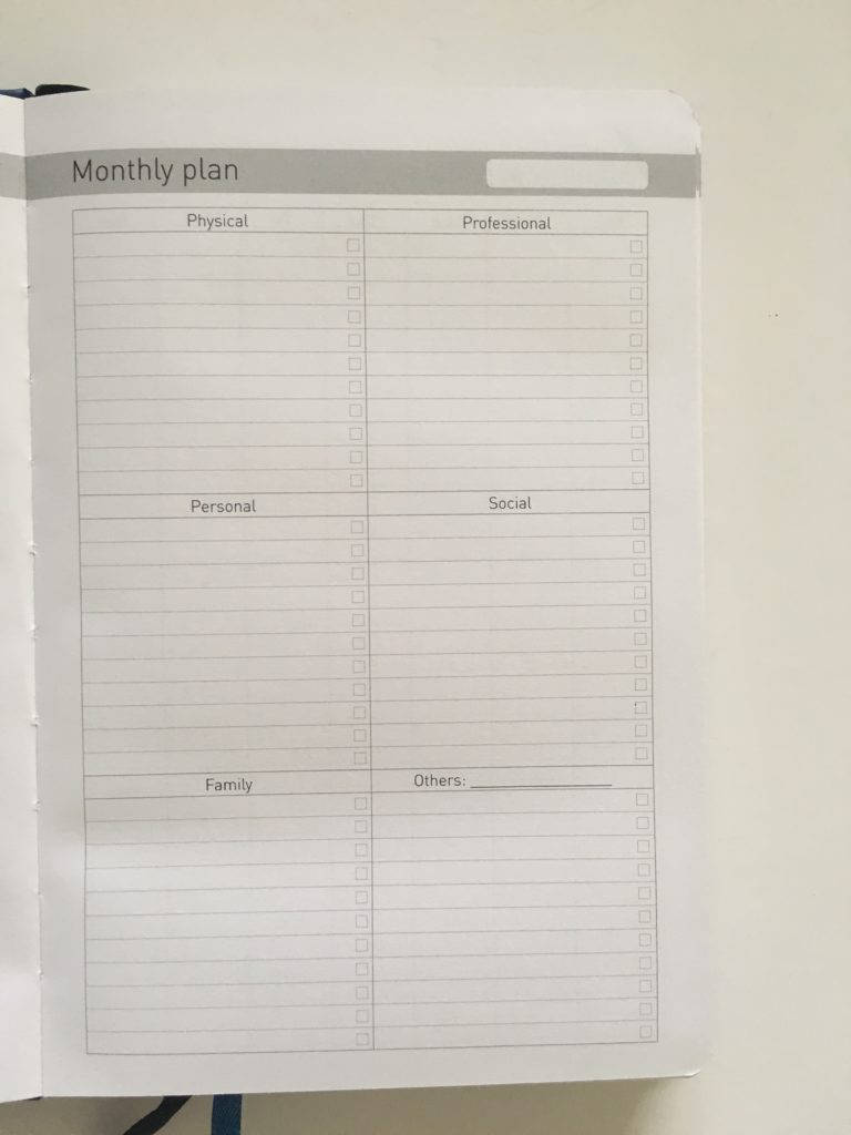 lion planner review monthly planning simple gender neutral sewn bound pros and cons video