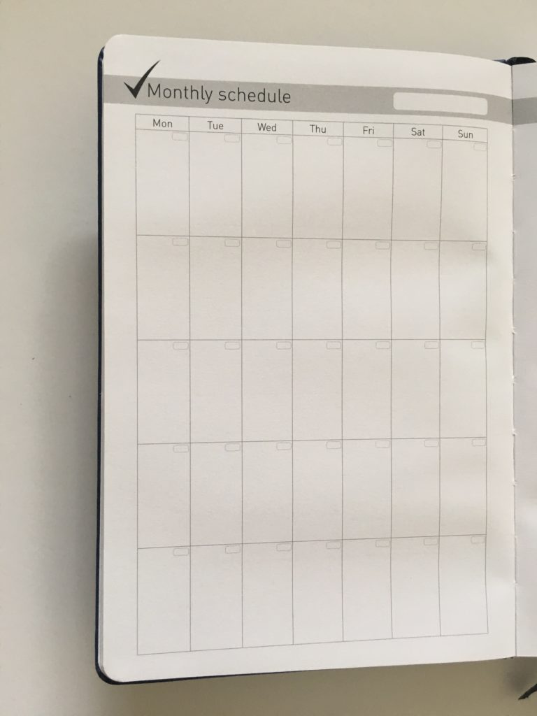 lion planner undated monthly schedule 1 page simple minimalist pros and cons video weekly daily agenda planner