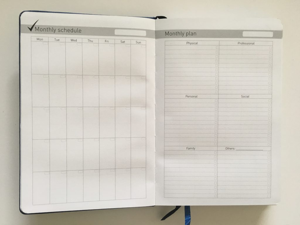 lion planner undated monthly schedule 1 page simple minimalist pros and cons video weekly daily agenda planner planning