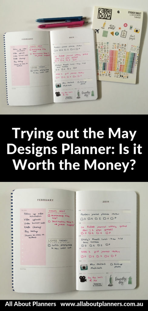 may designs planner spread tips ideas inspiration layout hacks carpe diem planner stickers inspo simple color themed blog