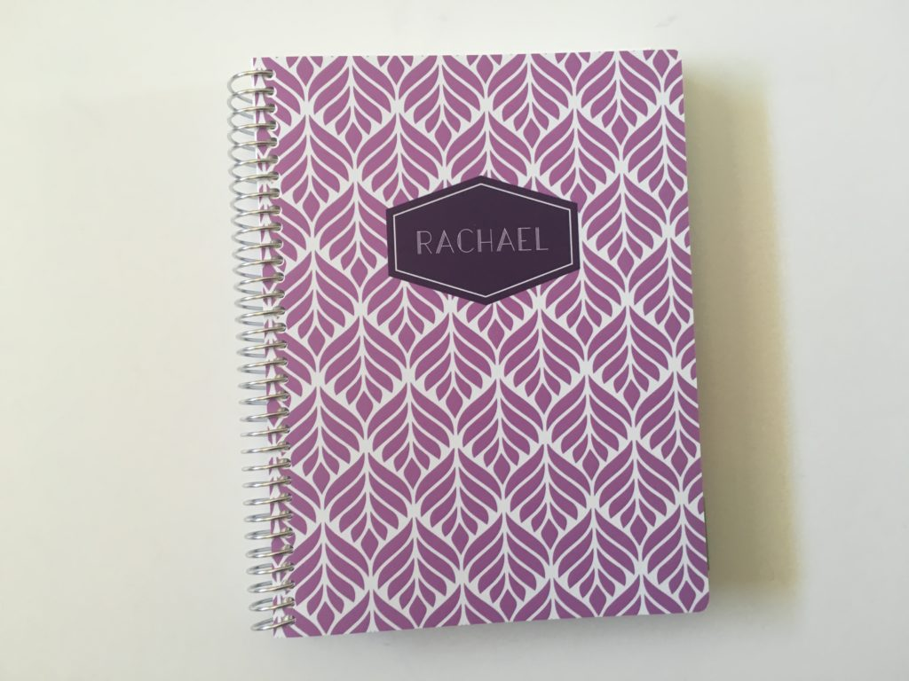 plum paper planner review custom notebook horizontal priorities a5 page size mini video pros and cons