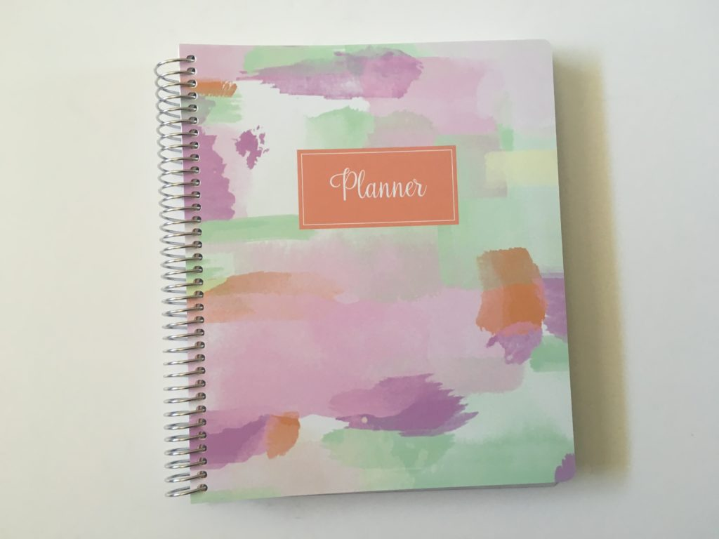 plum paper planner review custom personalised weekly