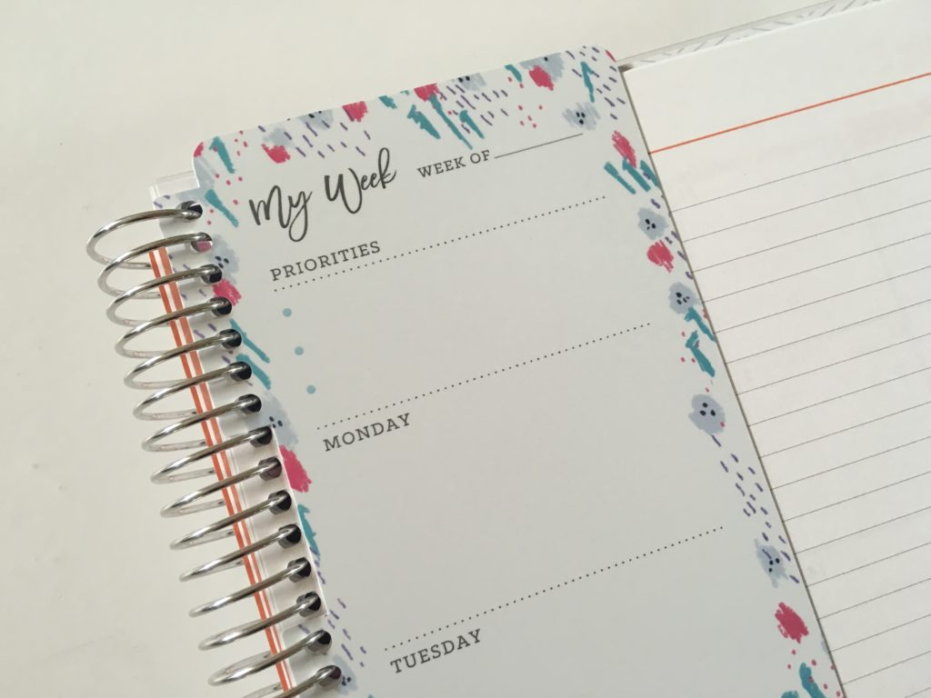 plum paper planners dashboard pen test dry erase marker reusable weekly