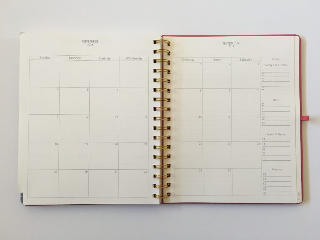 santa barbara specialties horizontal weekly planner review pros and cons pen testing simple