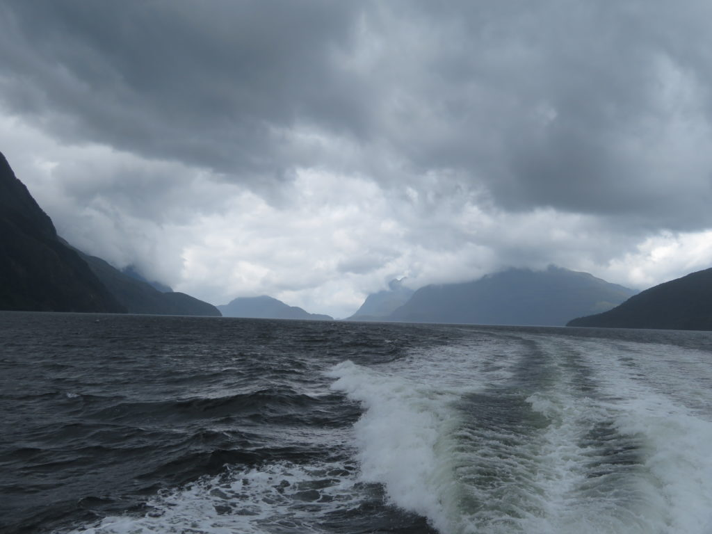 new zealand south island doubtful sound day trip real journeys review