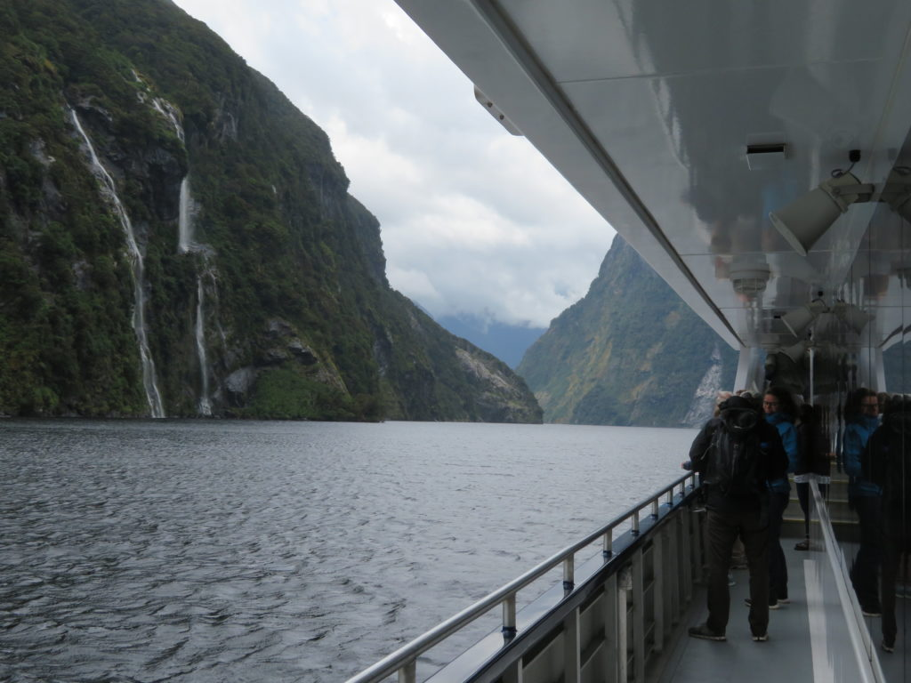 doubtful sound day trip from te aneu versus milford sound real journeys review fiords new zeland south island